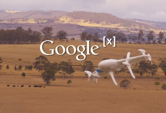 project wing google x drohne
