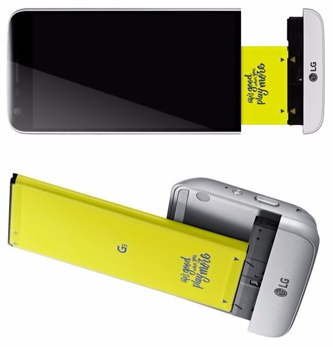 LG G5 Modul