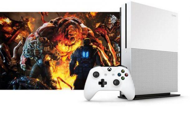 Xbox One S Leak
