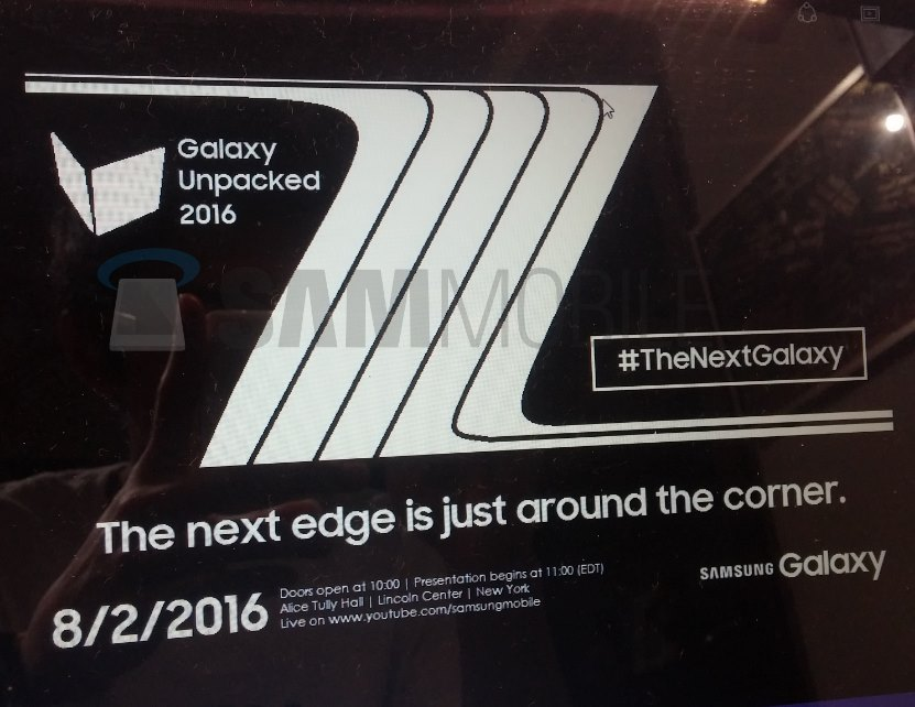 note 7 teaser leak