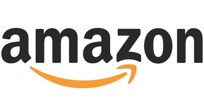Amazon Logo Header