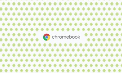 Chromebook Play Store Android Header