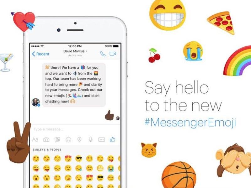 facebook emojis 2016