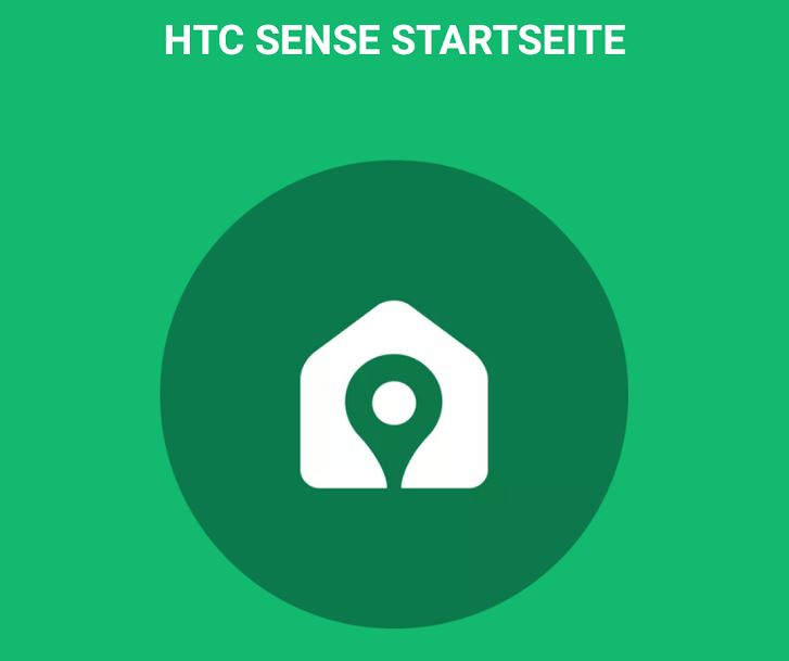 HTC Sense Home 8 Header