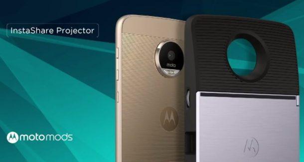 MotoMods Projektor