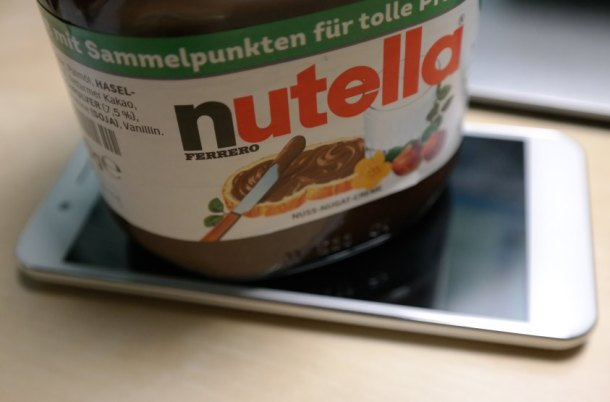 Nutella Header