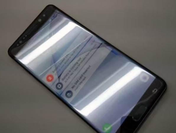 Samsung Galaxy note 7 foto leaks
