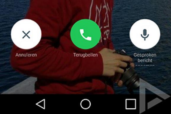 WhatsApp Voicemail - Bild: DroidApp