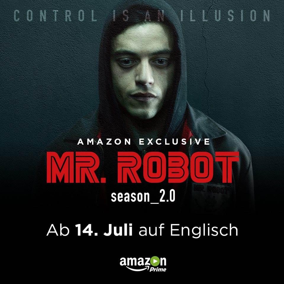 Mr Robot 2 Staffel