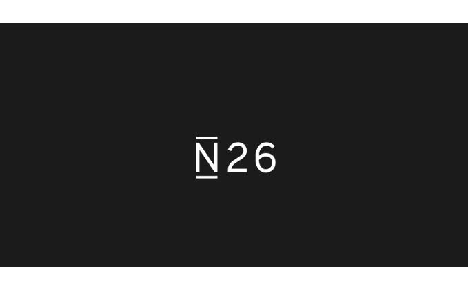 N26 Logo Header