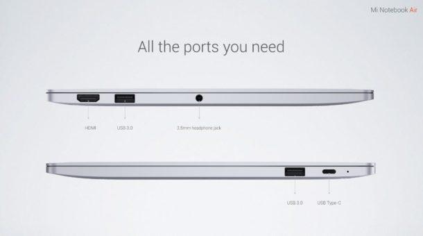 Xiaomi Mi Notebook Air (7)