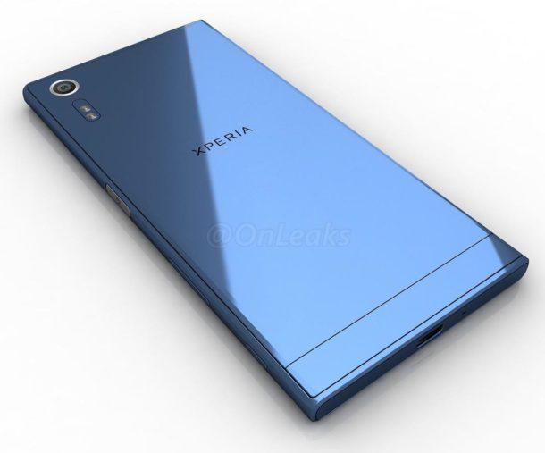 Sony Xperia XR Renderings (2)