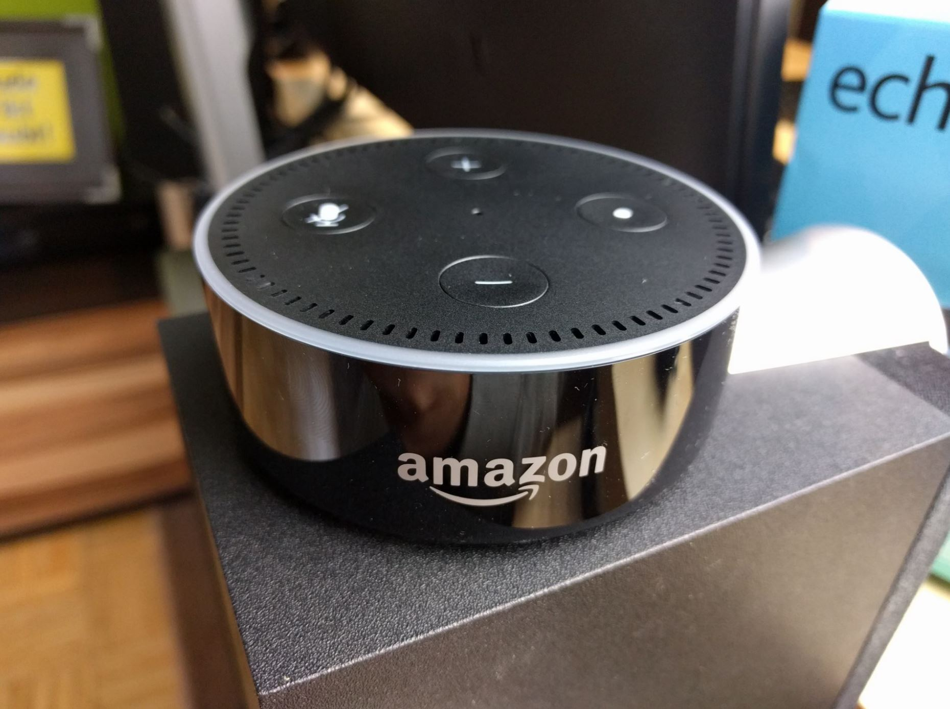 Amazon Echo Dot Im Test Alexa Fur Fast Uberall