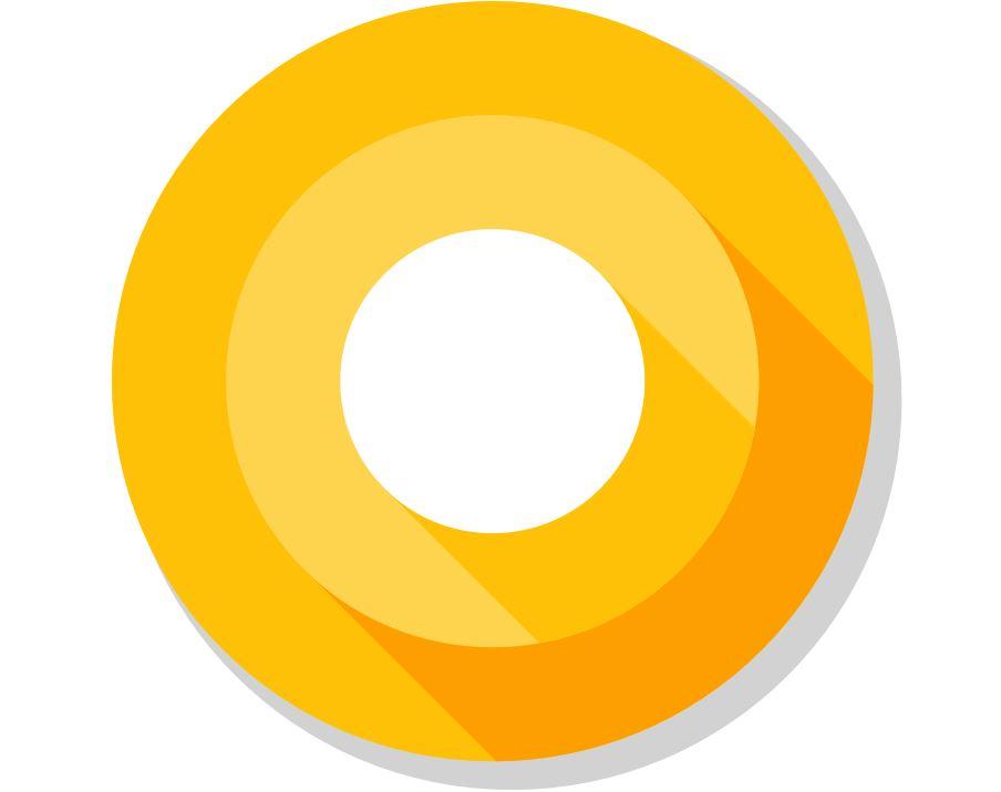 Android 8 O Logo