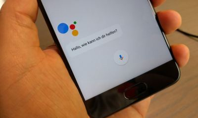 Google Assistent Header