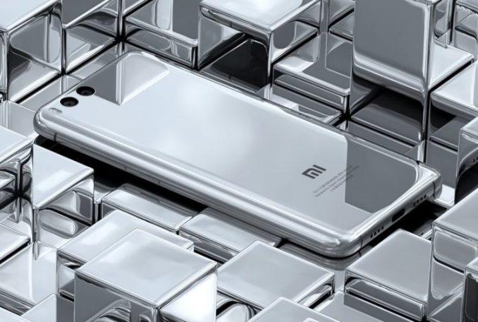Xiaomi Mi 6 Silver Edition