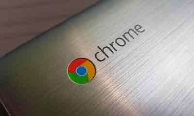 Acer Chromebook 14 CB3 Test (1) Chrome Logo Header