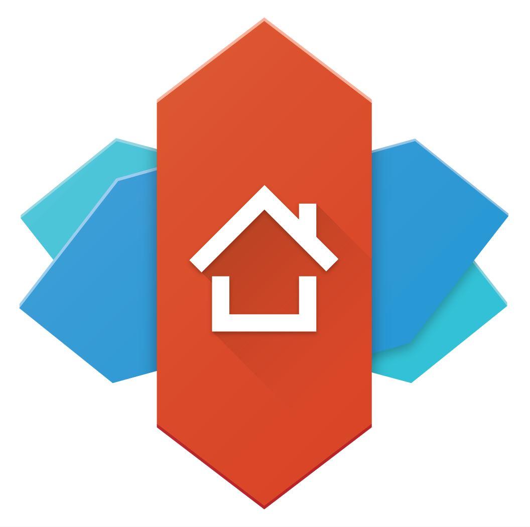 Nova Launcher Logo Header