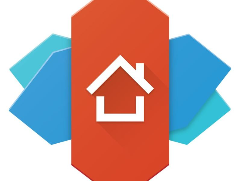 Nova Launcher Logo Header