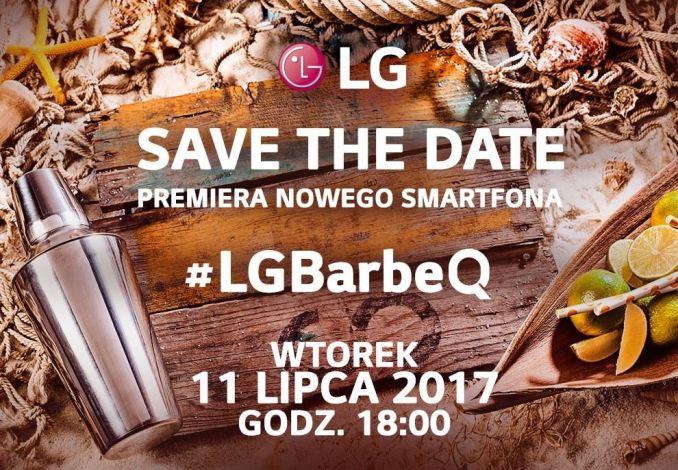 LG Q6 Event Teaser