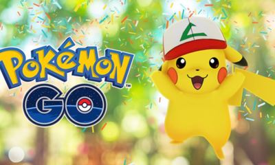 Pokemon GO Geburtstag Header