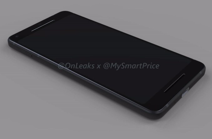 Pixel 2 XL Leak