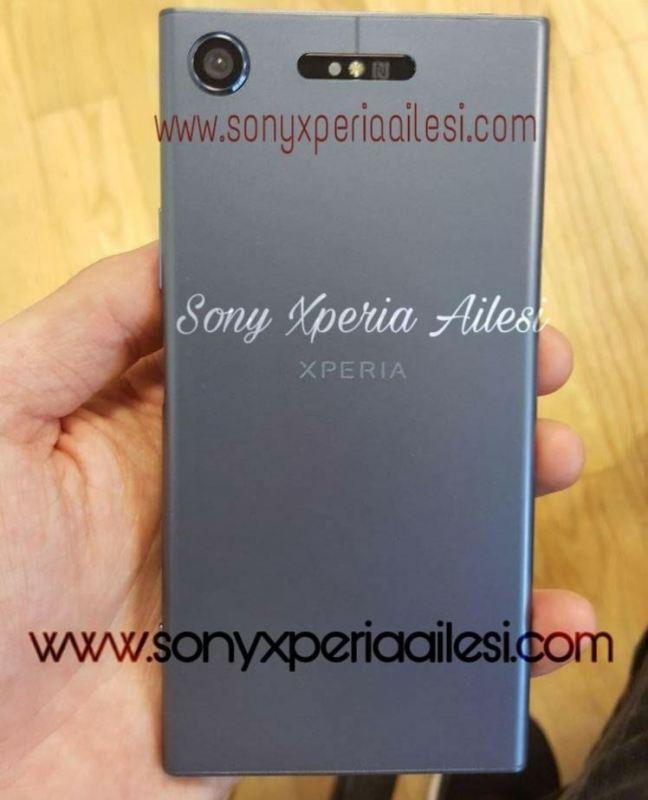 Sony Xperia XZ1 Leak
