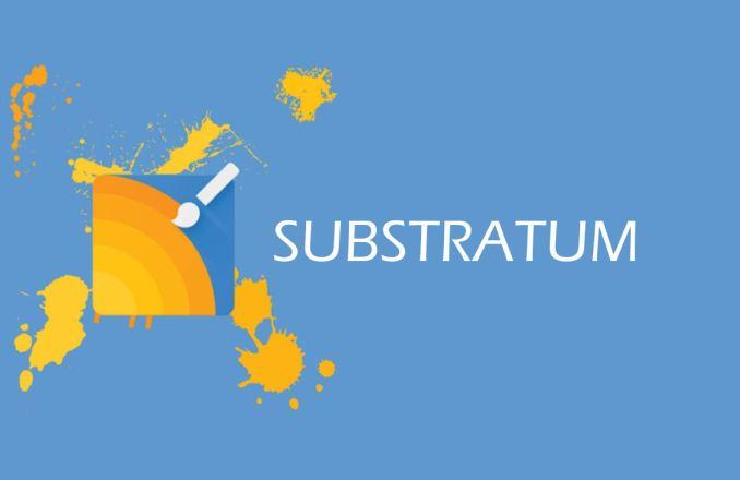 Substratum Header