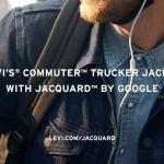 Levis Commuter Trucker Jacket