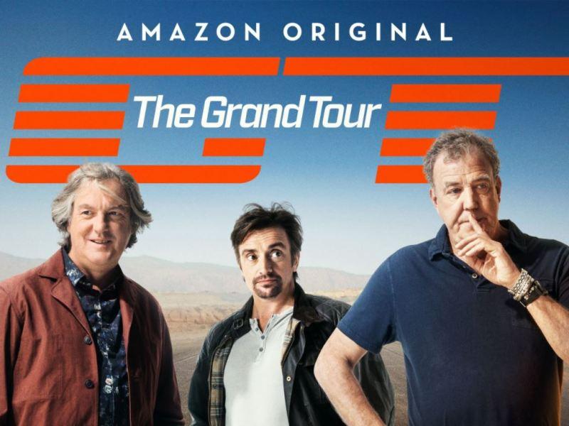 The Grand Tour Header