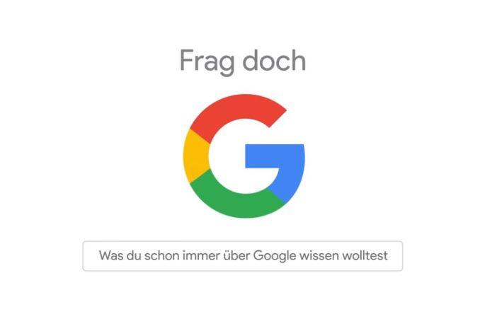 Frag doch Google