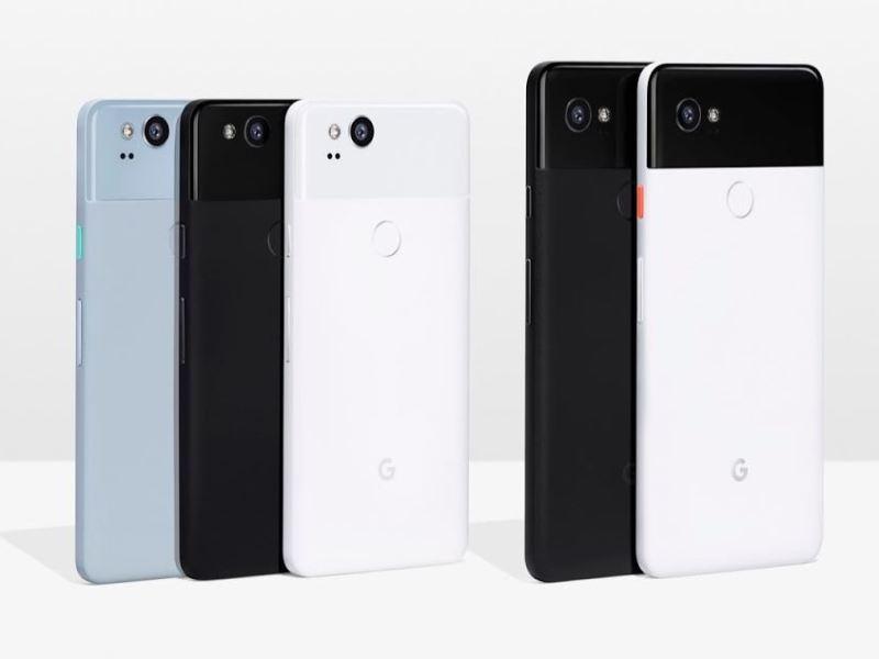 Google Pixel 2 Header