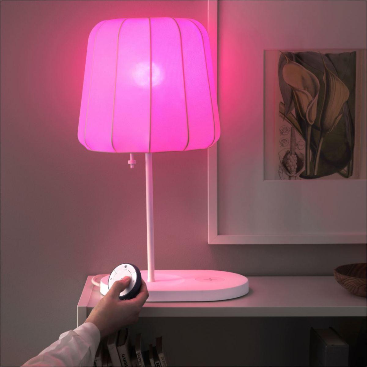 Ikea Tradfri: Bunte E27 LED für'n Zwanni