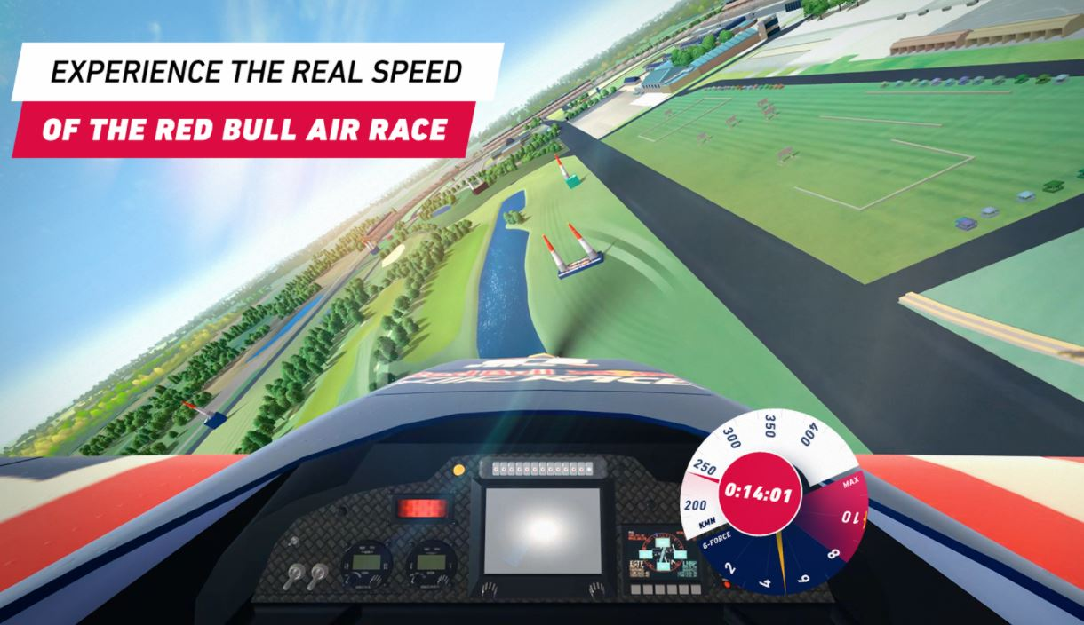 Red Bull Air Race Bringt Euch Per Daydream In Die Luft
