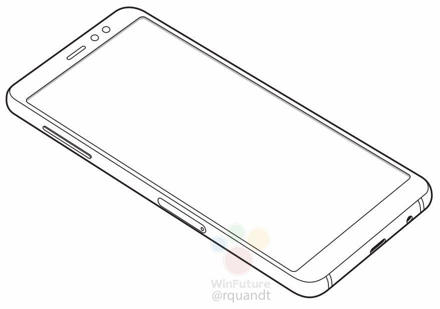 Samsung Galaxy A 2018: Video und mehr Details zum neuen