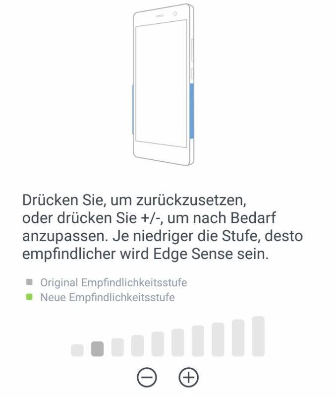 HTC U11 Life Edge Sense