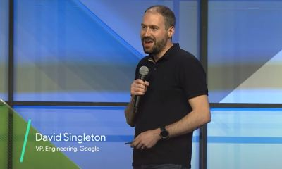 David Singleton Android Wear
