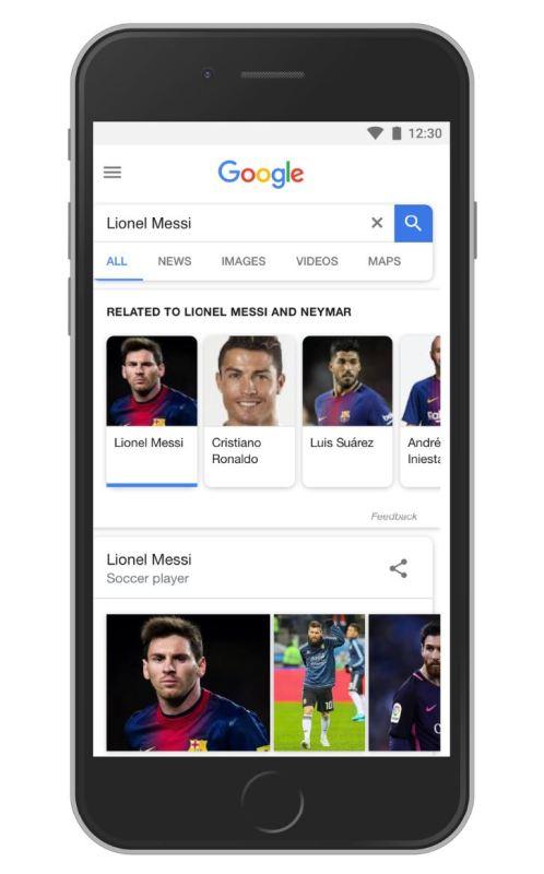 Google Panel Update Dezember 2017
