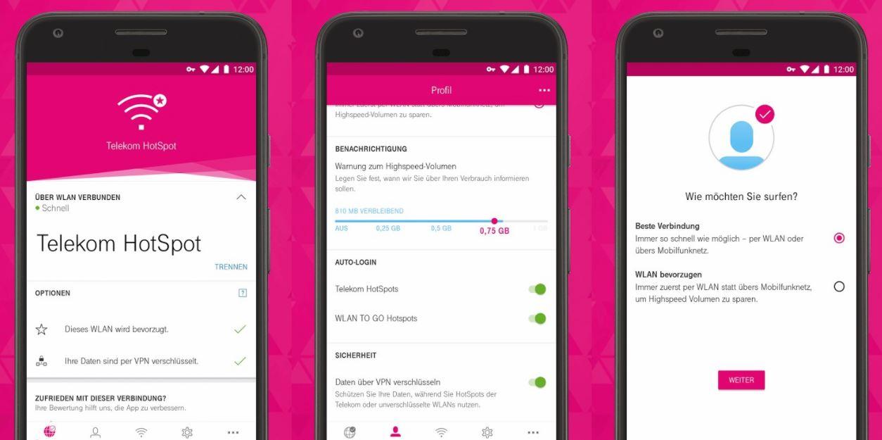 Telekom App