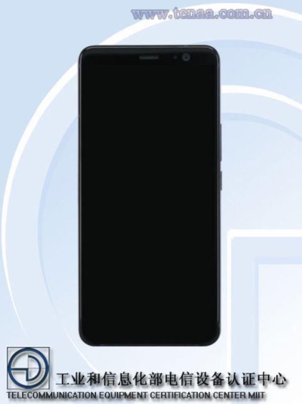 HTC U11+ TENAA
