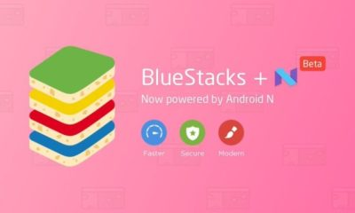 Bluestacks Android 7 Nougat Header