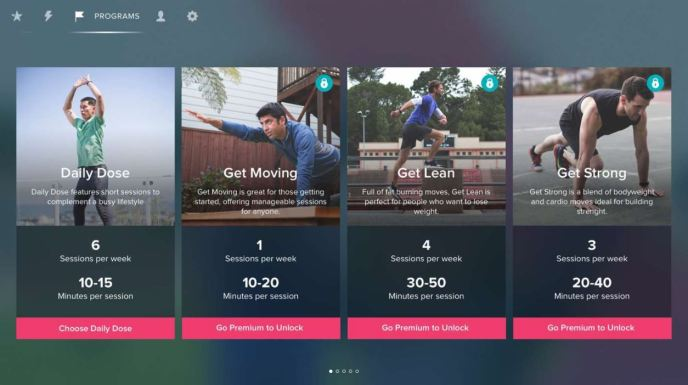 Fitbit Coach App Xbox Windows (1)