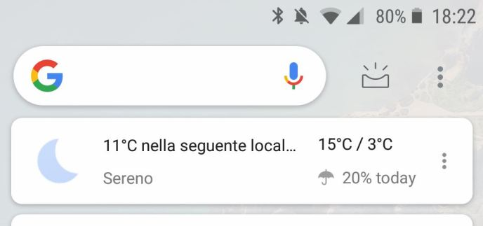 Google Suchleiste Update Test Januar 2018