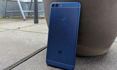 Huawei P smart Test