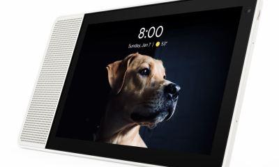 Lenovo Smart Display Google Assistant 2018