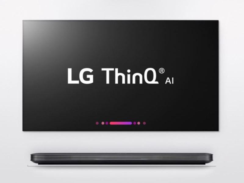 LG ThinQ AI Header