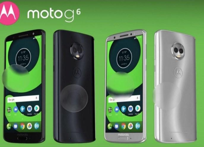 Motorola Moto G6 Leak