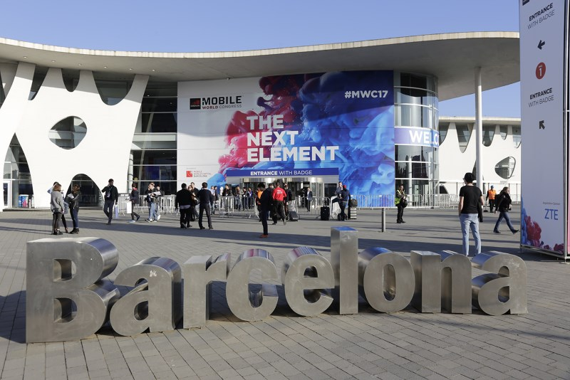 MWC Barcelona Header