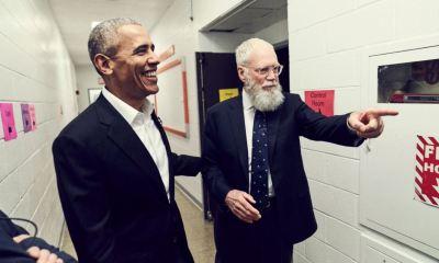 Netflix Letterman Obama