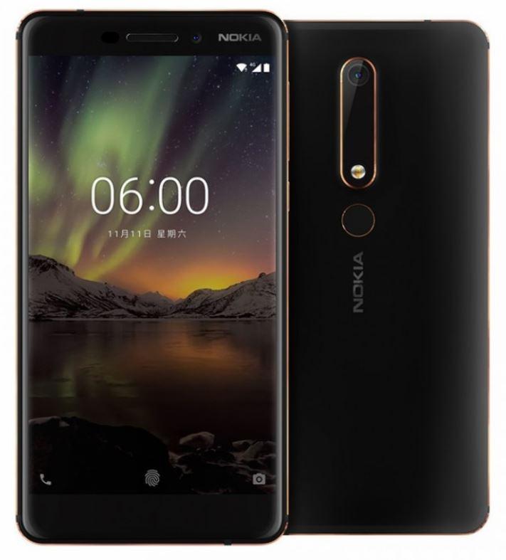 Kamera-App leakt sechs neue Nokia-Smartphones in 2018
